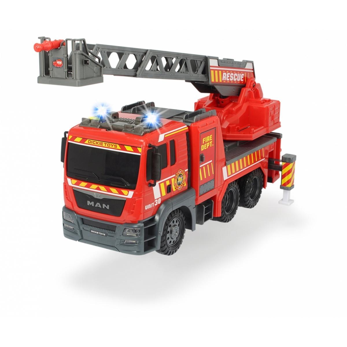 Dickie Dickie 203719017 - Camion de pompiers