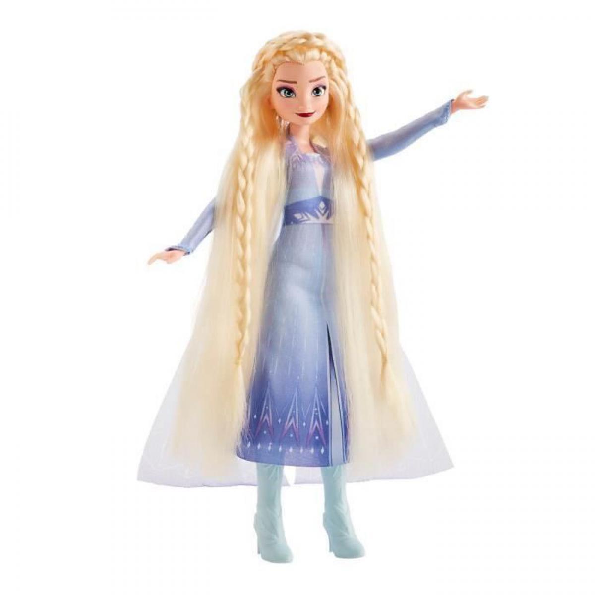 Disney Disney La Reine des Neiges 2 - Poupee mannequin Coiffure Elsa
