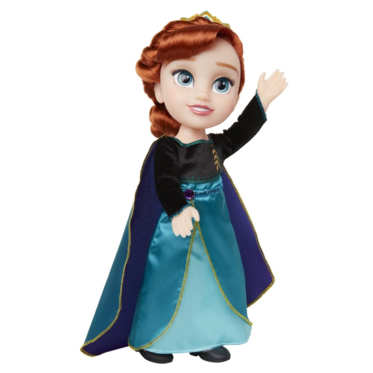 Disney Poupée Disney La Reine Des Neiges 2 Anna Epilogue 38 Cm