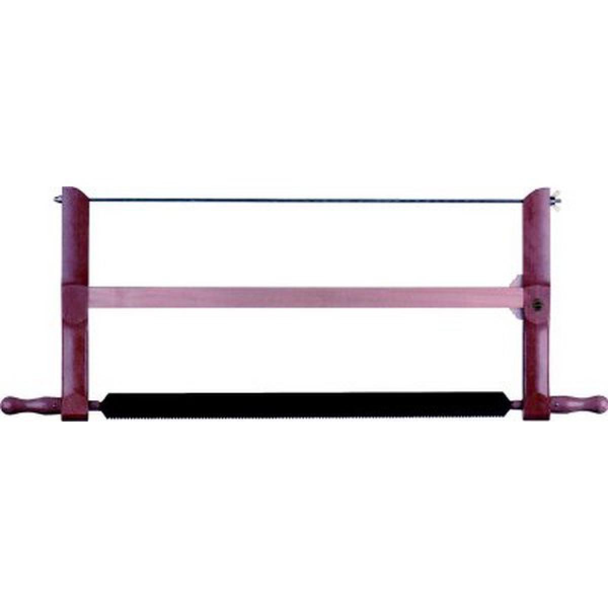Ece Lame de scie de rechange, pour scie à cadre, longueur de lame 600 mm, Épaisseur de lame 0,6 mm, Pas de dents : 2 mm