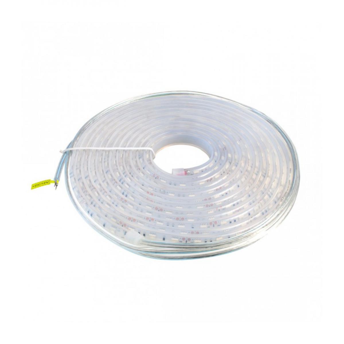 Ecolife Lighting 5 mètre de Ruban LED Bleu - 12V - 14,4W/m - 60 LEDs/m - IP68 - SMD5050