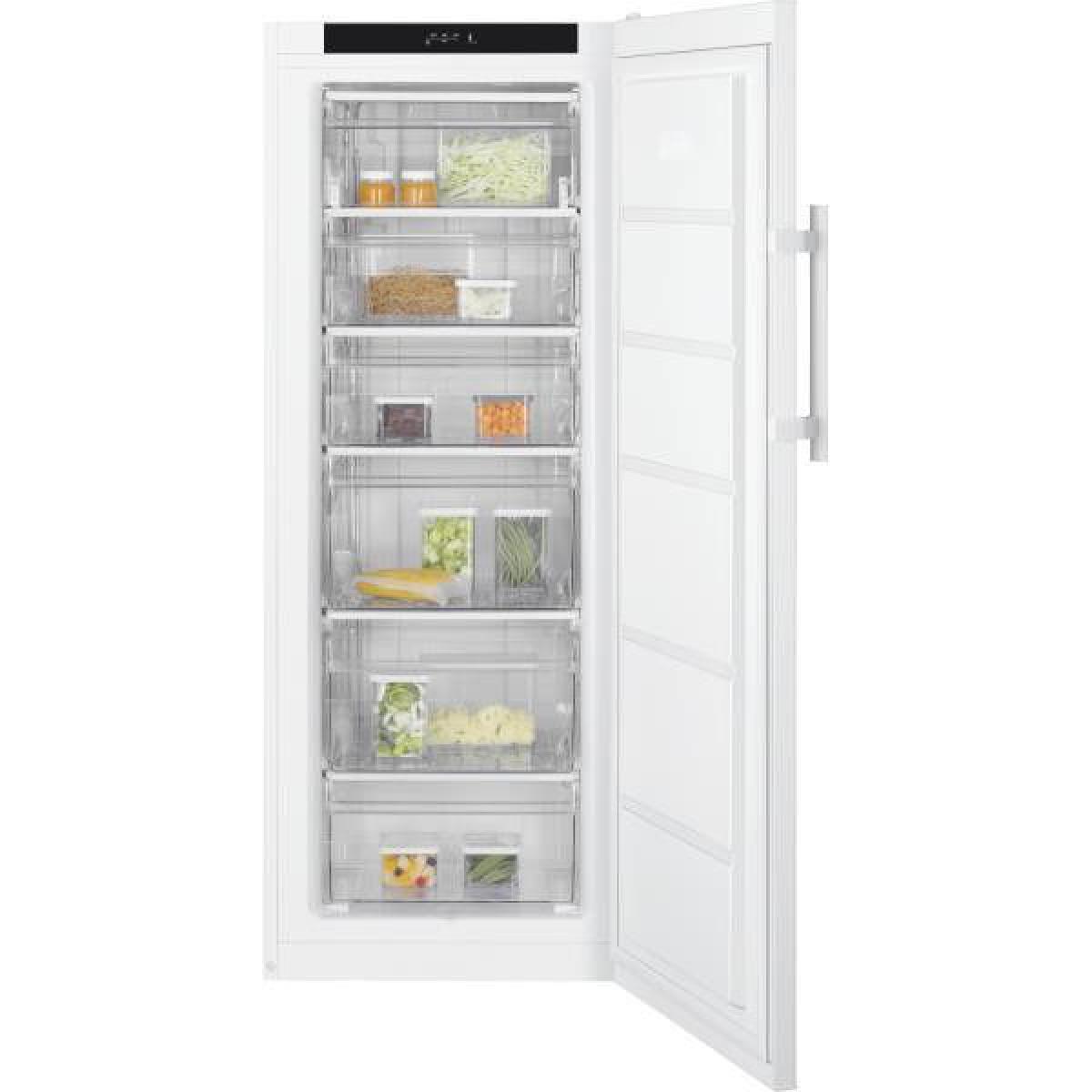 Electrolux Congélateur armoire 194L Froid Statique ELECTROLUX 60cm A+, LUB2AF22W