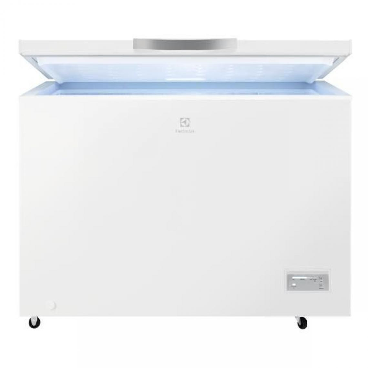 Electrolux Congélateur coffre 308L Froid Low Frost ELECTROLUX 85cm A+, LCB3LF31W0