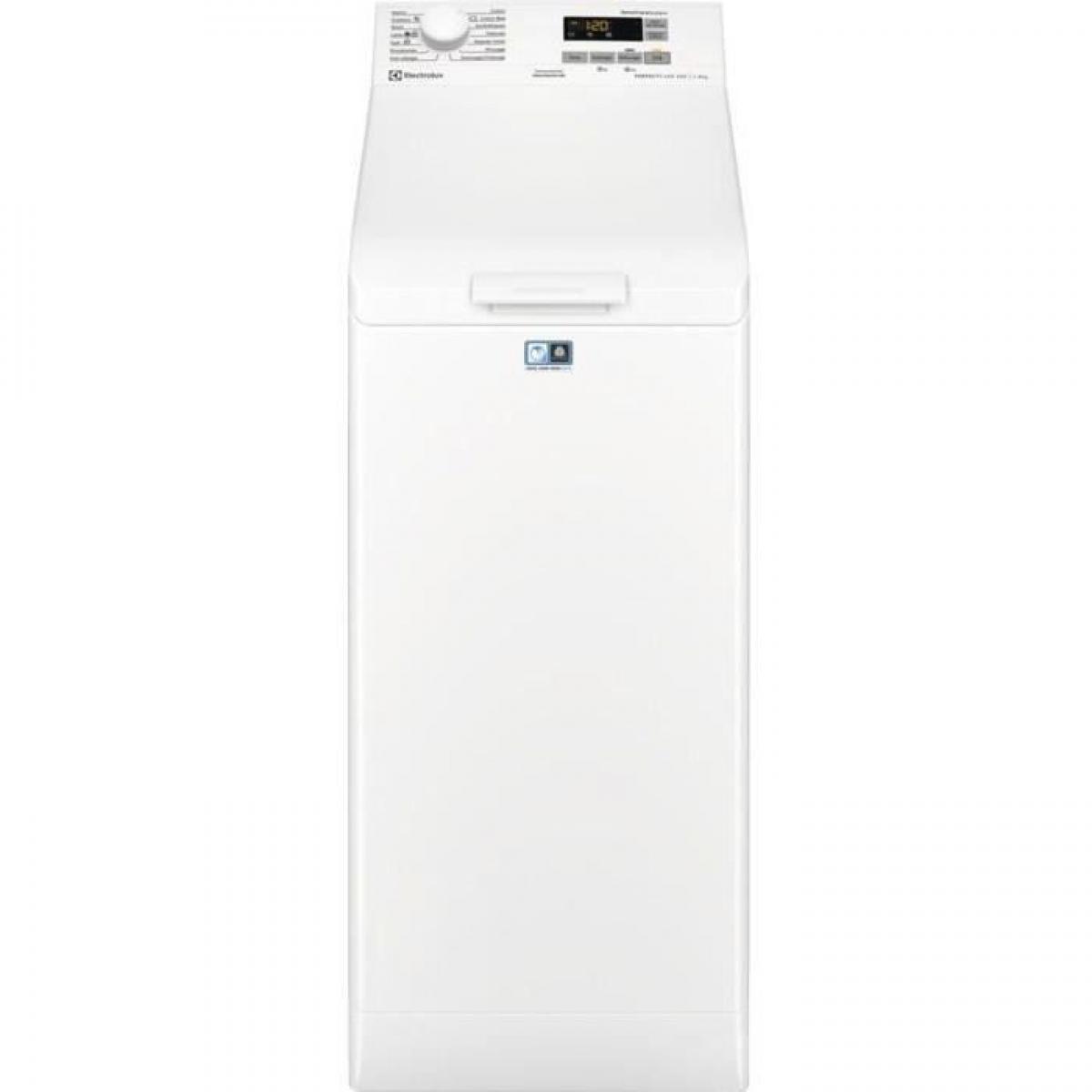 Electrolux Lave-linge top 6kg ELECTROLUX 1200tr/min 40cm, ELE7332543693696