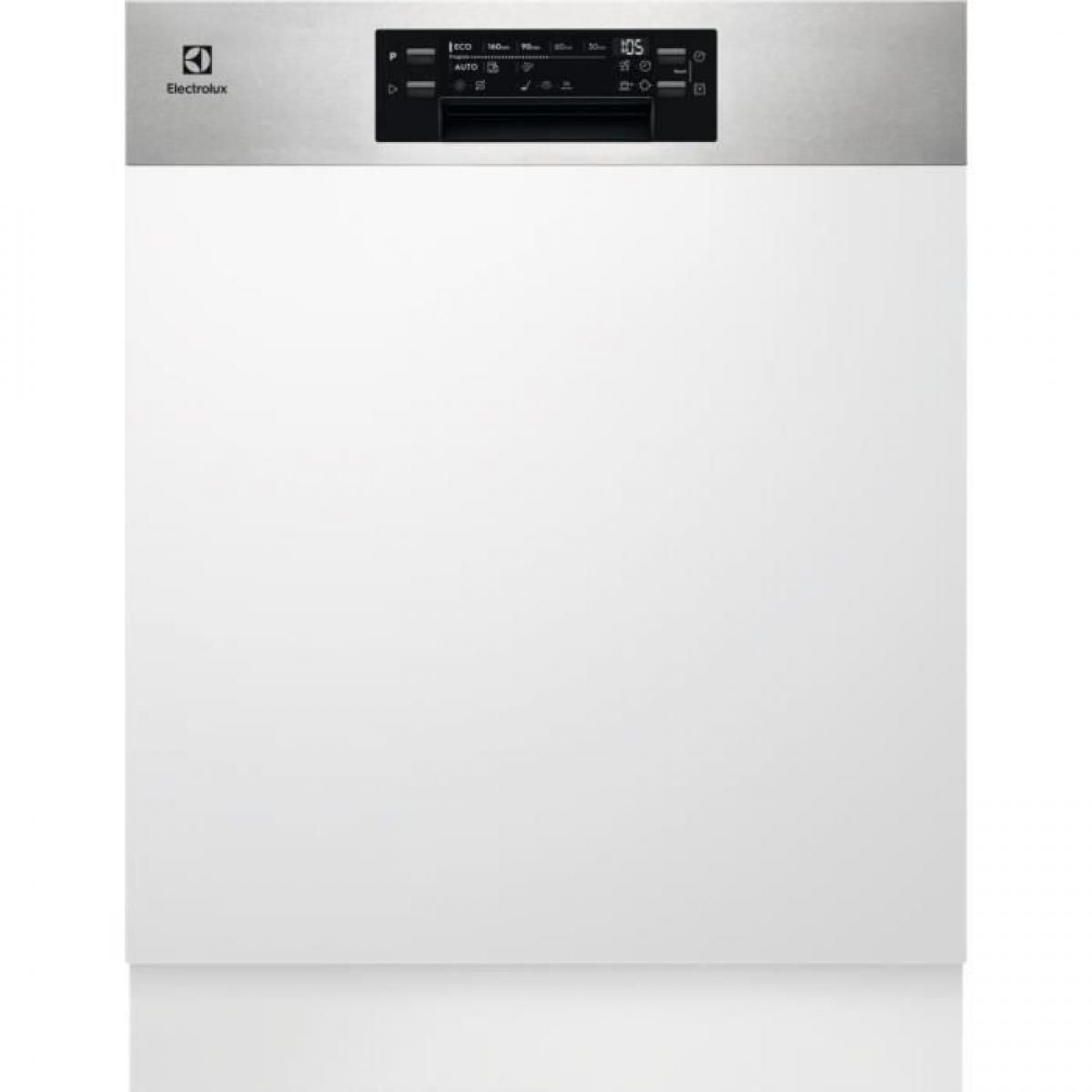 Electrolux Lave-vaisselle encastrable ELECTROLUX EEM69300IX - 15 couverts - Moteur induction - Largeur 60cm - 44 dB