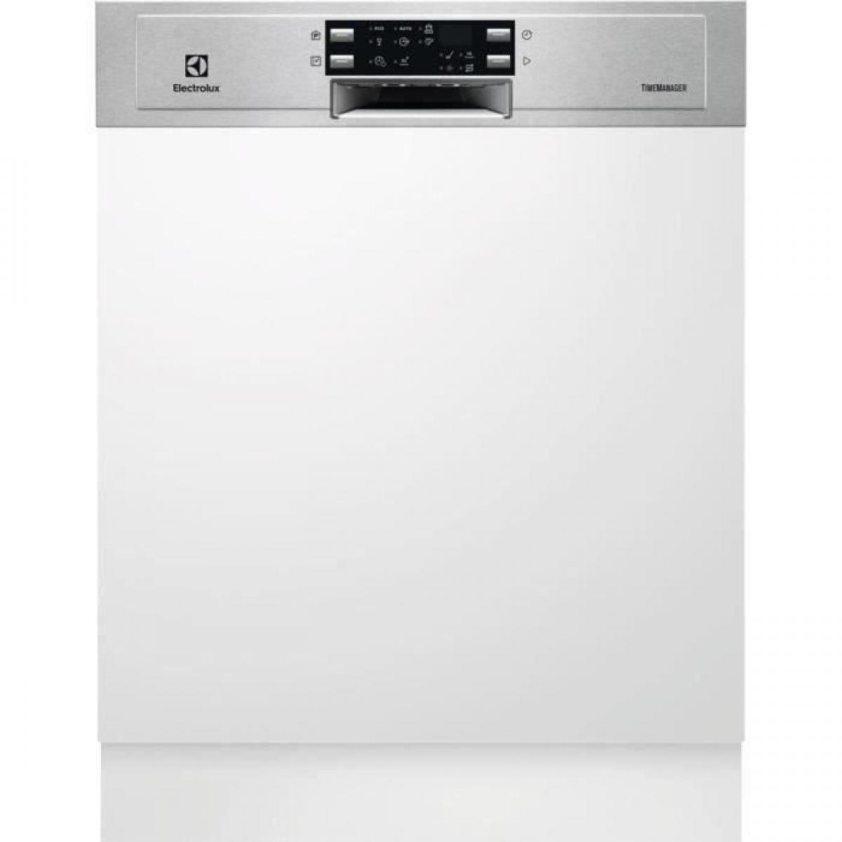 Electrolux Lave-vaisselle encastrable ELECTROLUX ESI5545LOX - 13 couverts - Largeur 60 cm - Classe A+++ - 46 dB - Blanc