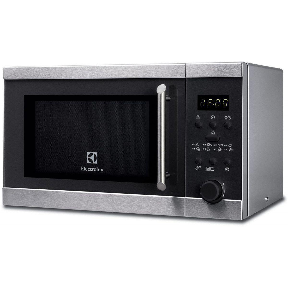 Electrolux Micro-ondes Pose Libre 20l Electrolux 1000w 46cm, Ems 20300 Ox