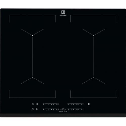 Electrolux - Plaque induction ELECTROLUX 7350W 59cm, IPE 6454 KF - Electrolux