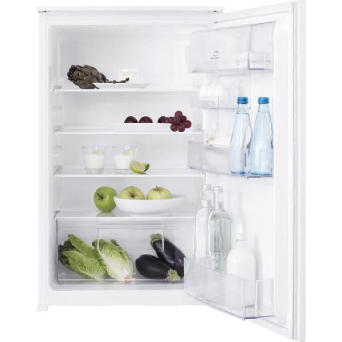 Electrolux Réfrigérateur 1 porte 142L Froid Statique ELECTROLUX 54.8cm A++, LRB2AF88S