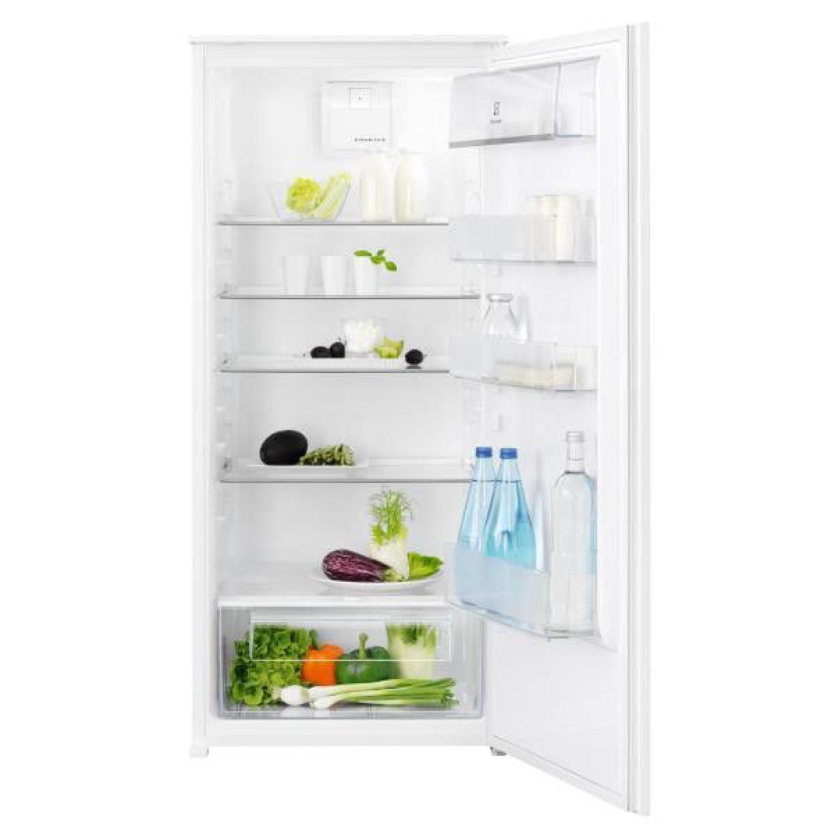 Electrolux Réfrigérateur 1 porte 207L Froid Brassé ELECTROLUX 56cm A+, ERB3DF12S