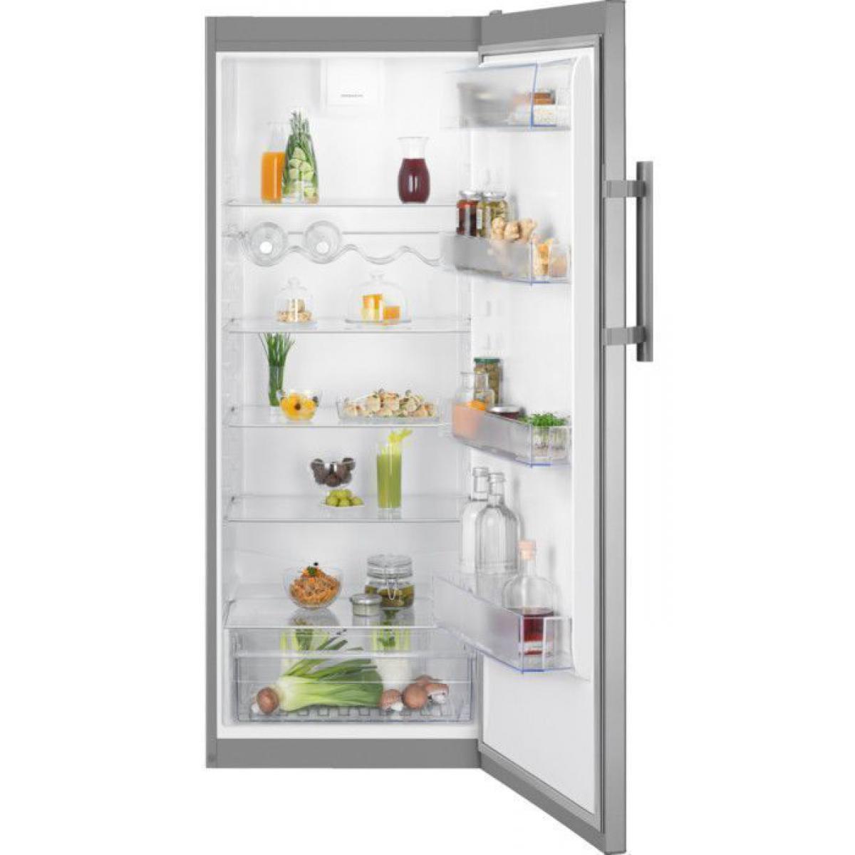Electrolux Réfrigérateur 1 porte 314L Froid Brassé ELECTROLUX 59cm A+, LRB 1 DF 32 X