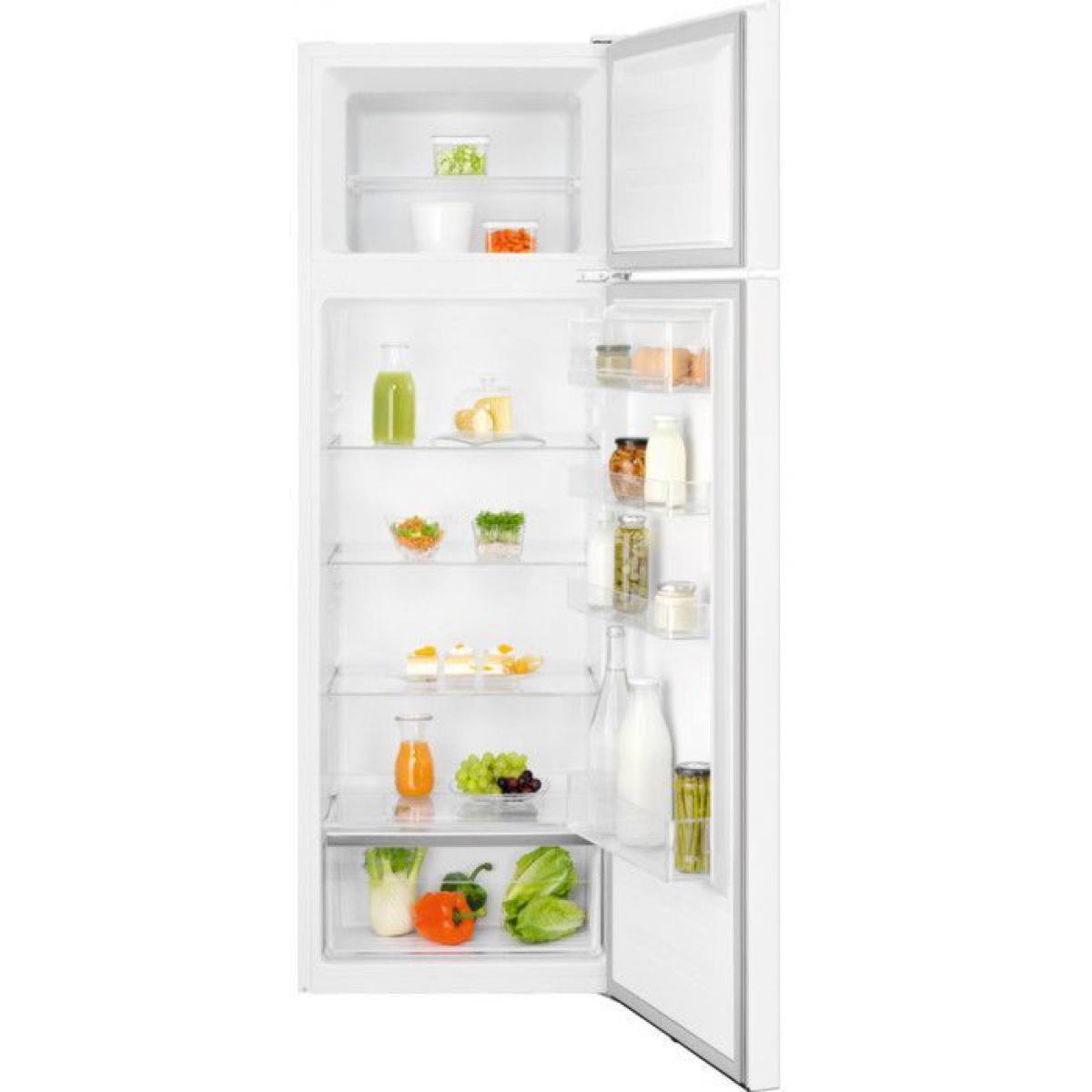 Electrolux Réfrigérateur 2 portes 201L Froid Statique ELECTROLUX 55cm A+, LTB 1 AF 28 W 0