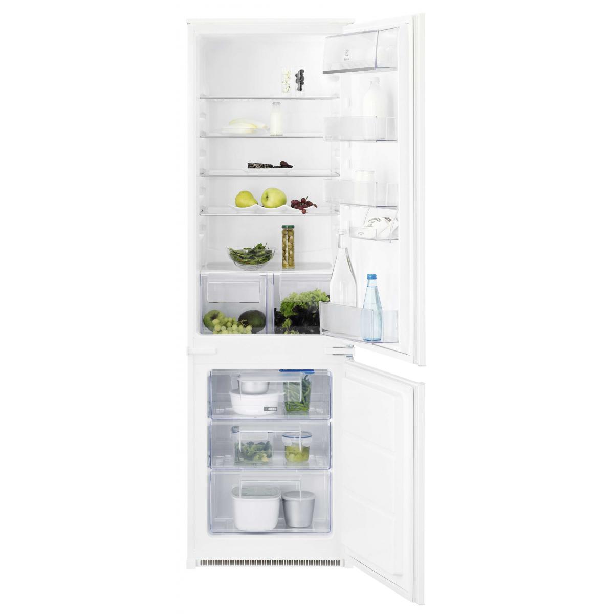 Electrolux Réfrigérateur combiné 268L Froid Statique ELECTROLUX 54.8cm F, LNT3LF18S