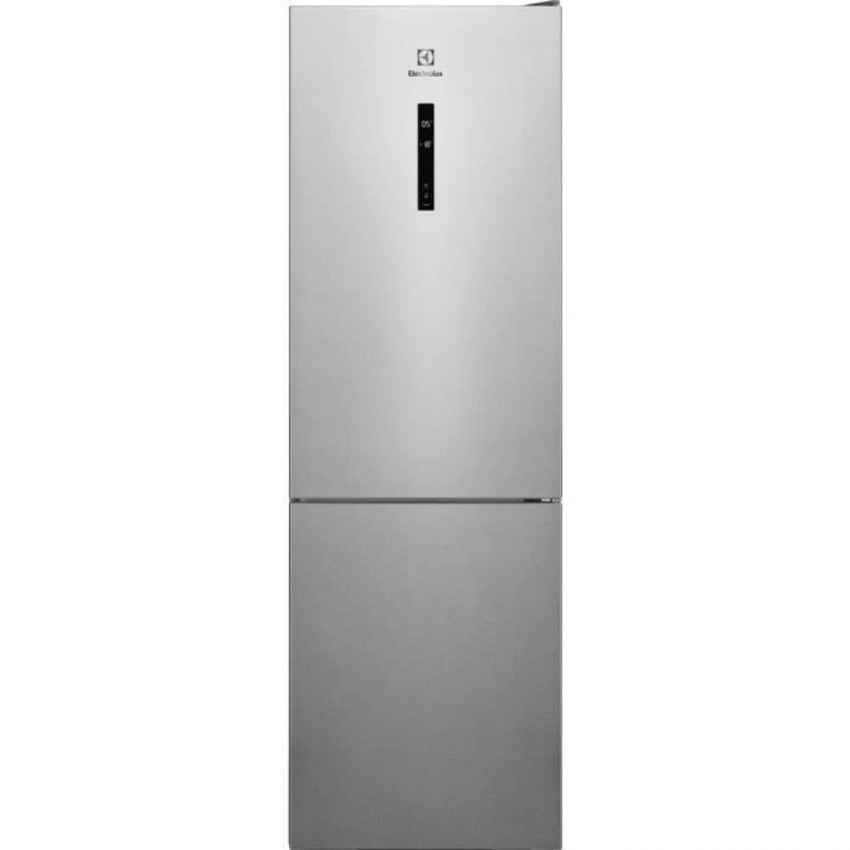 Electrolux Réfrigérateur combiné 324L Froid Ventilé ELECTROLUX 60cm A++, ELE7332543729487