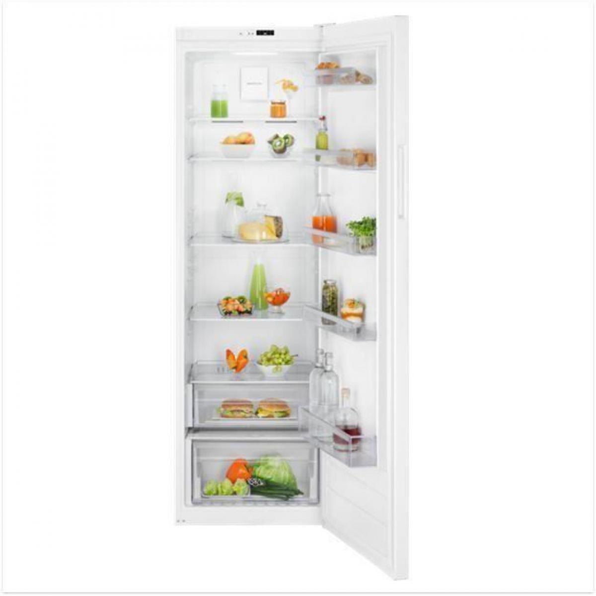 Electrolux Réfrigérateur combiné 380L Froid Brassé ELECTROLUX 59cm A+, ELE7332543740451