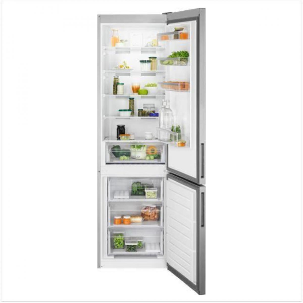 Electrolux Réfrigérateur combiné Froid Ventilé ELECTROLUX 59cm A+, ELE7332543729913
