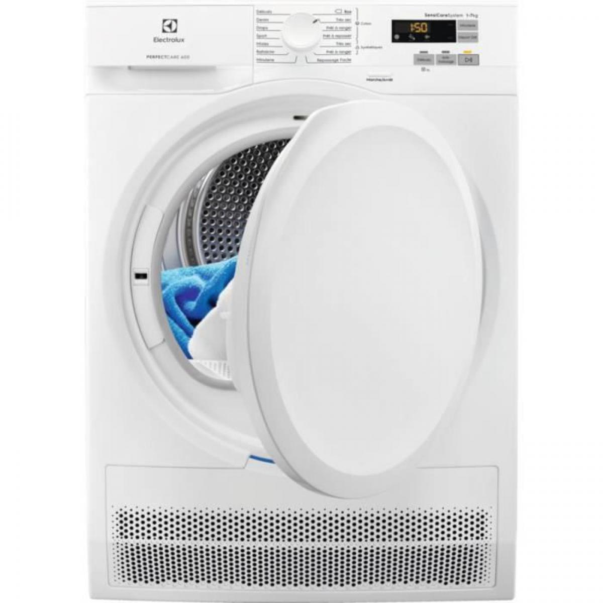 Electrolux Sèche-linge à condensation 7kg ELECTROLUX 60cm, ELEEW6C5722CB