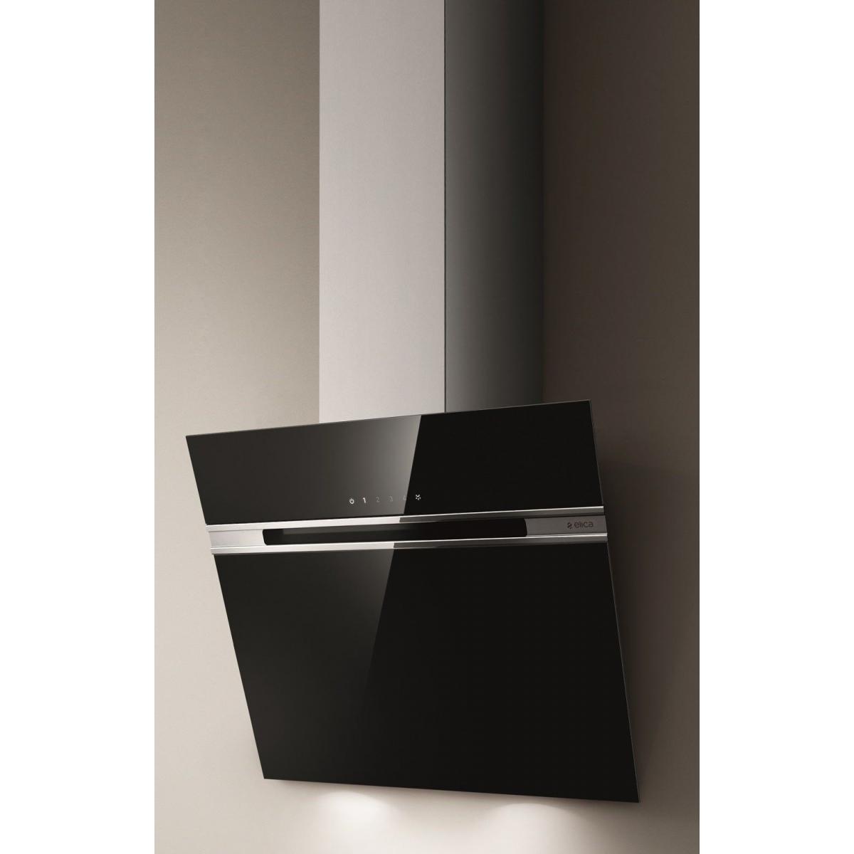 Elica Hotte décorative 757m³/h ELICA 59.8cm B, STRIPE BL A 60 LX