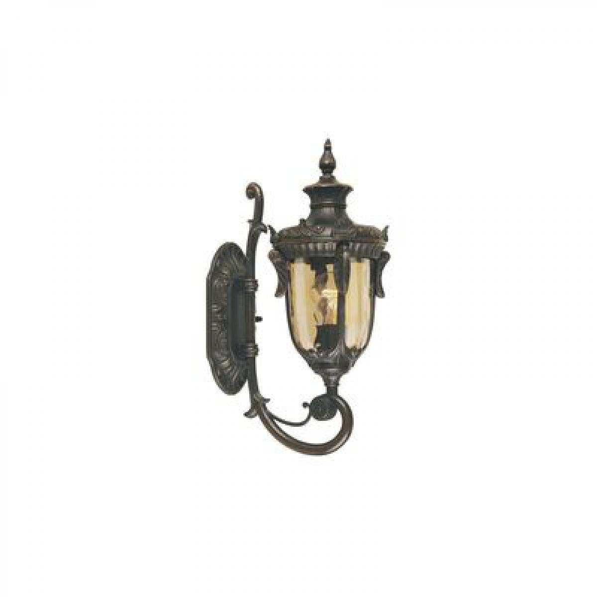 Elstead Lighting Applique montante Philadelphia H 43cm 1x100W Bronze foncé