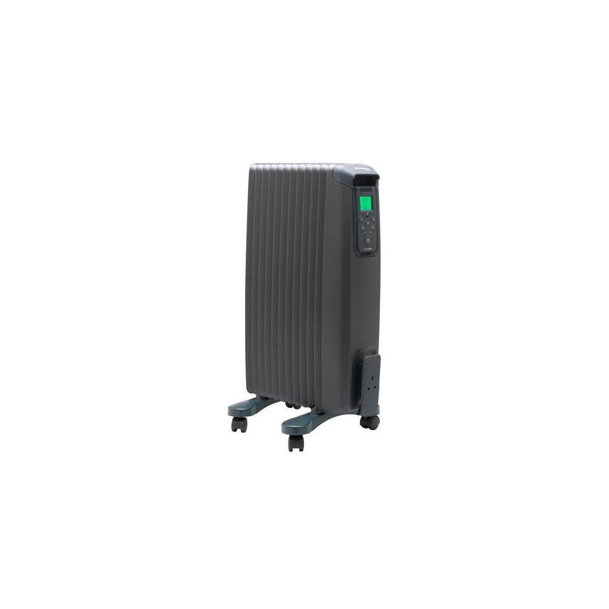 EWT Radiateur Electrique 1500w Convecteur/rayonnant 1500w Noir Ewt - Evorad15a