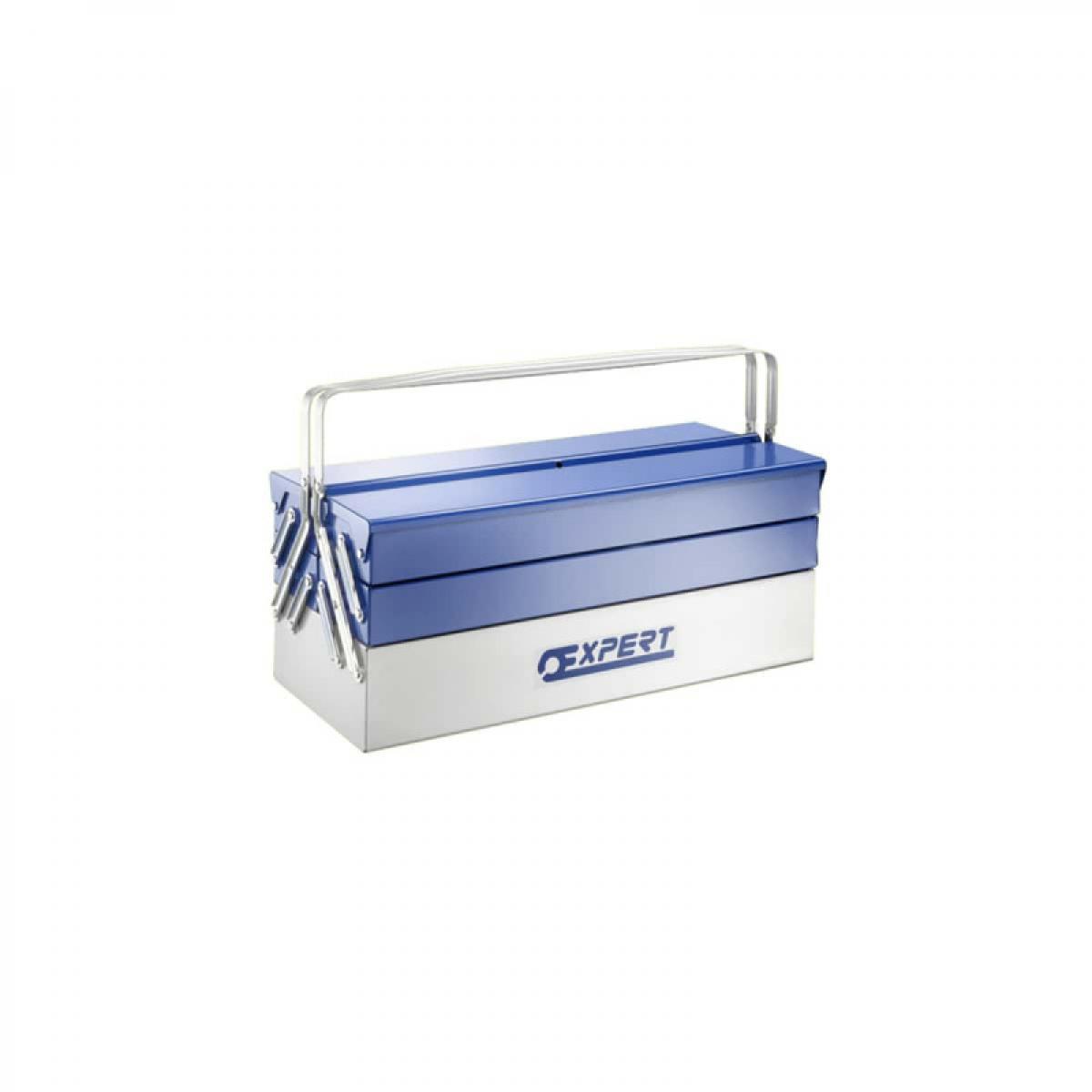 Expert Caisse à outils EXPERT BY FACOM - Métallique - 5 cases - 230x535x250mm - E010201