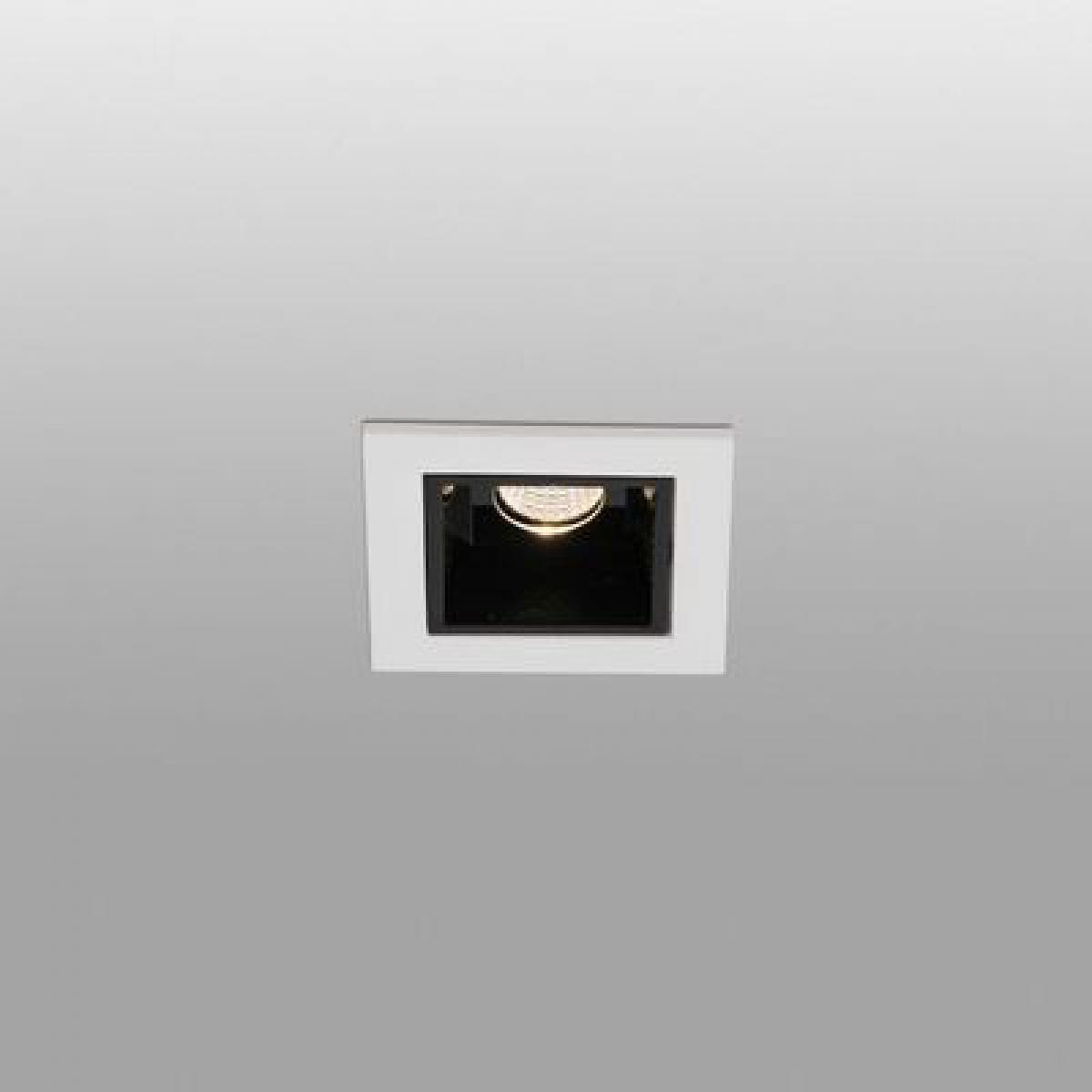 Faro Encastrable Troop Blanc 1x2W LED