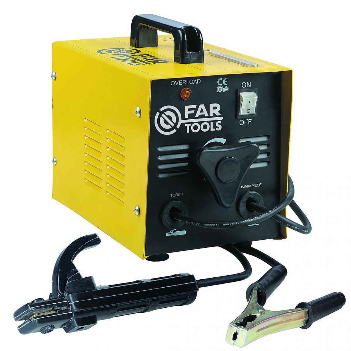 Fartools Fartools - Poste à souder à l'arc MMA 130 A 6,55 kW - WELDER140C