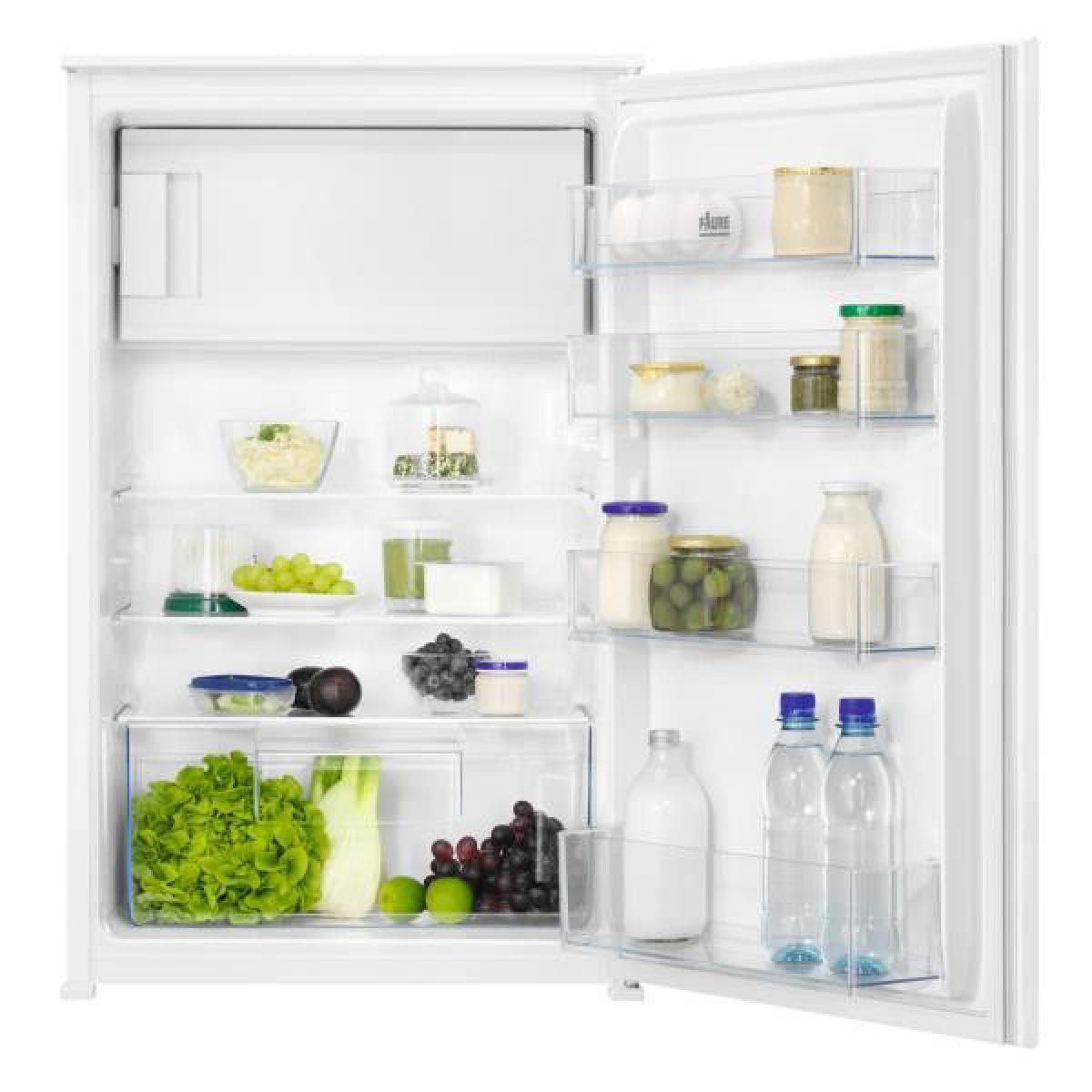 Faure Réfrigérateur 1 porte 123L Froid Statique FAURE 54.8cm A+, FSAN88FS
