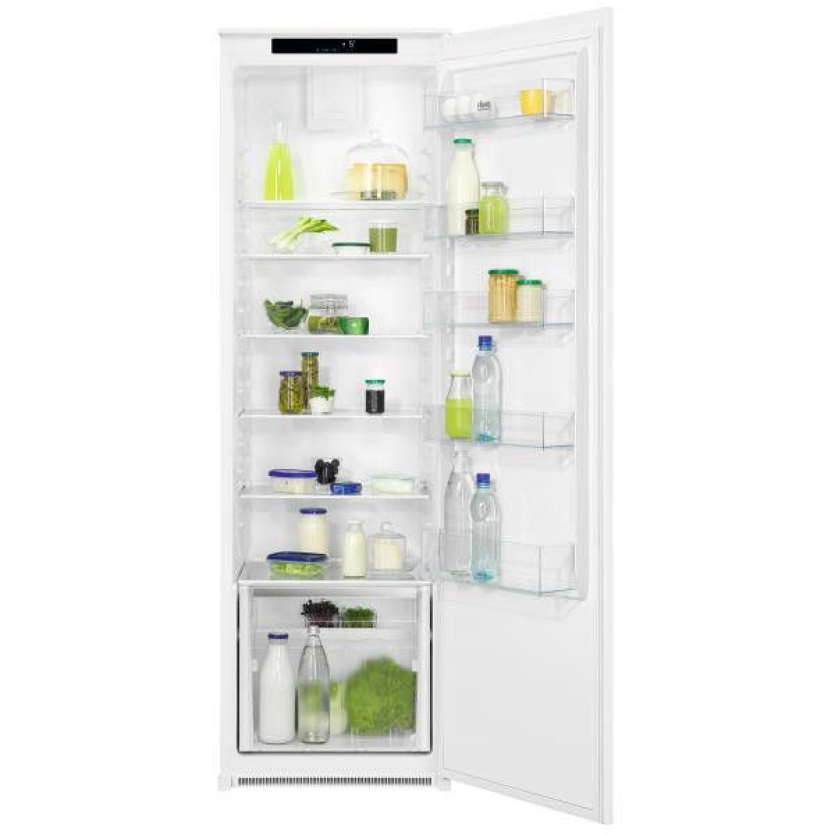 Faure Réfrigérateur 1 porte 310L Froid Brassé FAURE A++, FRDN18FS1