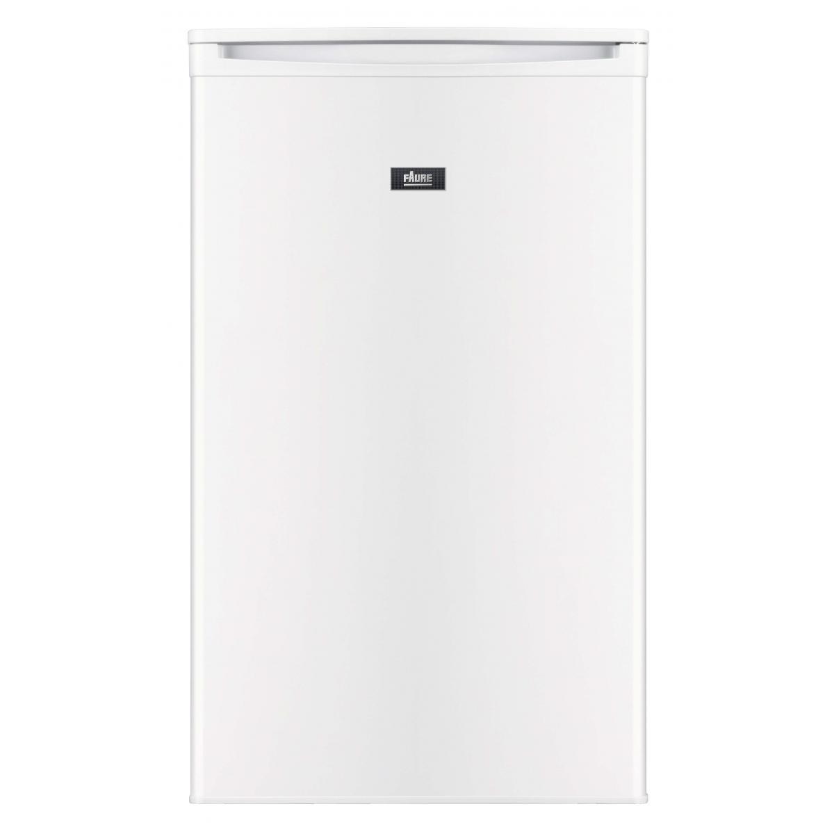 Faure Réfrigérateur table top 96L Froid Statique FAURE 49.6cm A+, FXAN9FW0