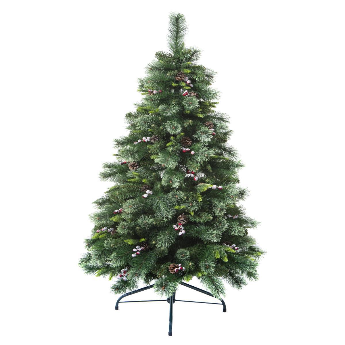 Feeric Christmas Sapin artificiel Wyoming 150 cm - Feeric Christmas