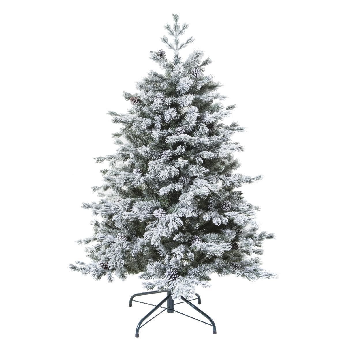 Feeric Christmas Sapin artificiel Yukon 150 cm - Feeric Christmas