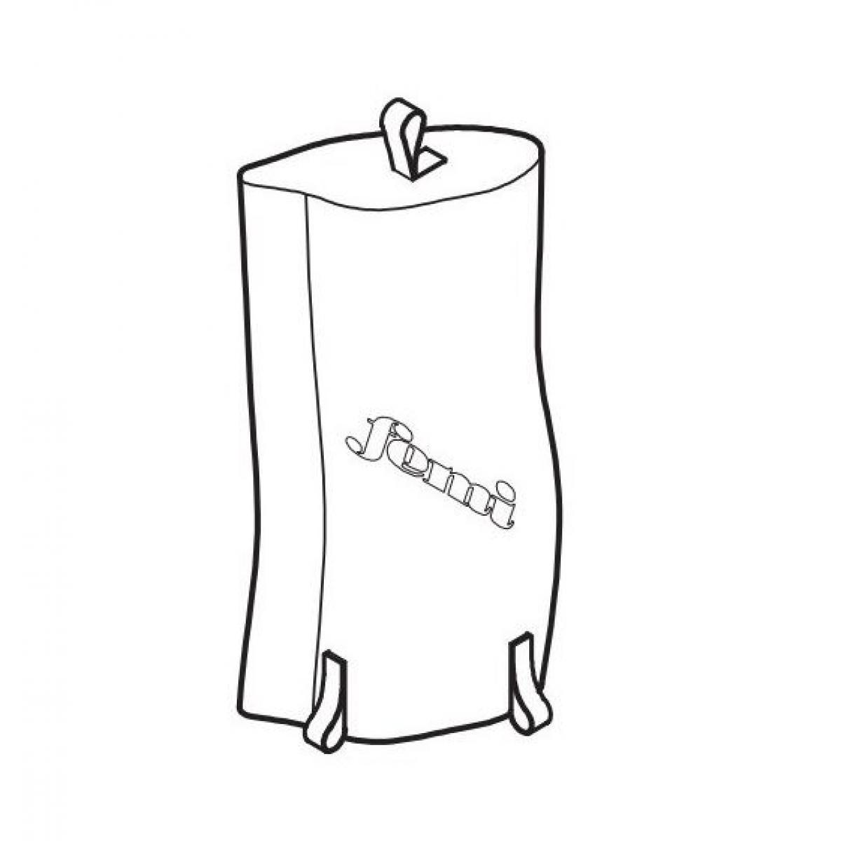 Femi Femi - Sac filtrant tissu en feutre Ø 370x640 mm 30 microns - 350 PLUS