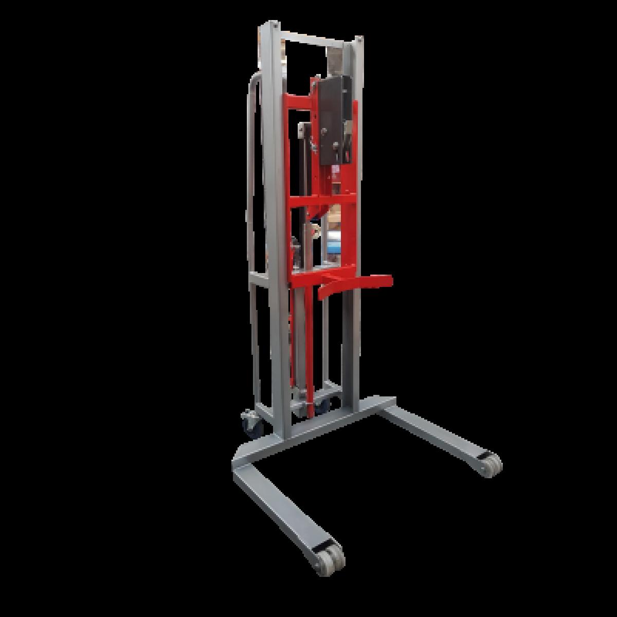 Fimm Fimm - Élévateur à fûts charge 300 kg métal et plastique 220 L 1240 mm