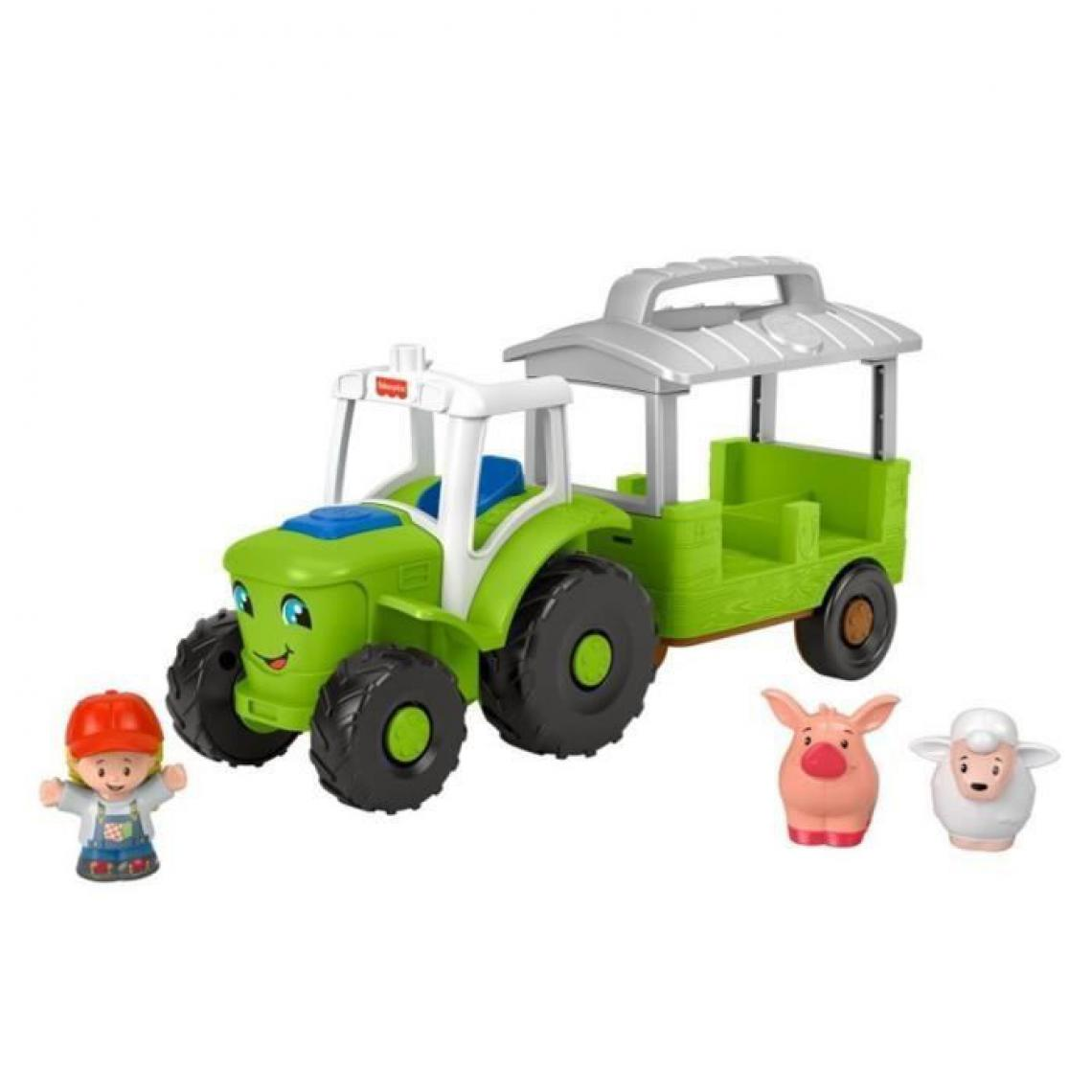 Fisher Price FISHER-PRICE Little People Le Tracteur - de 12 mois a 5 ans