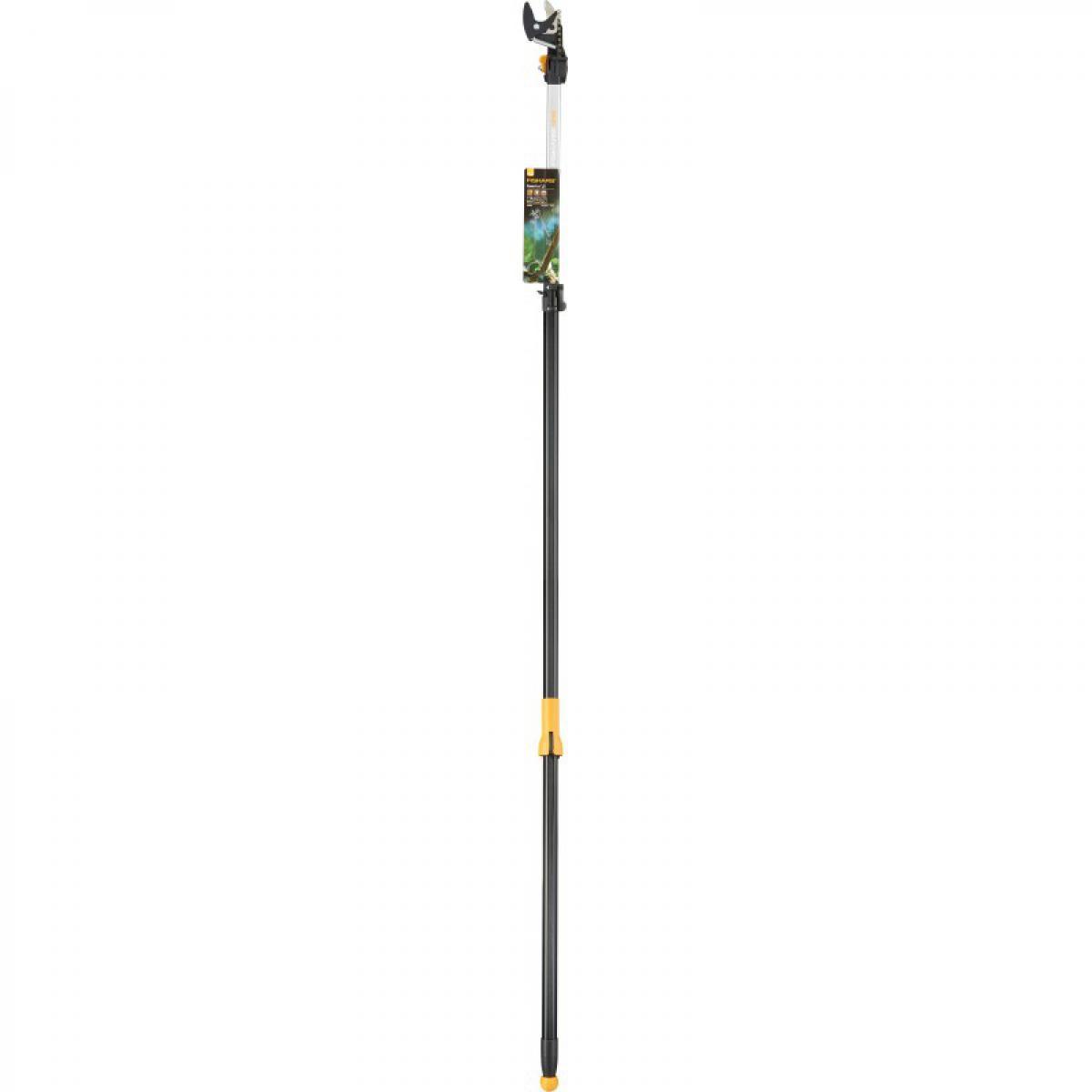 Fiskars Coupe-branche multifonctions télescopique 6,50 m ø 32 mm - Fiskars 115560 UP86