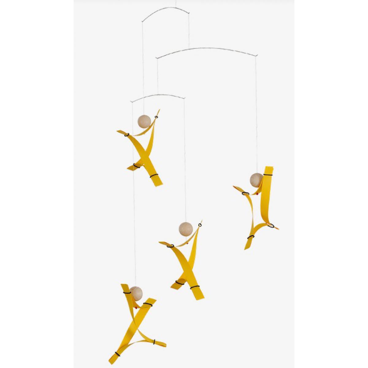 Flensted Flensted Mobiles Free Mind jaune