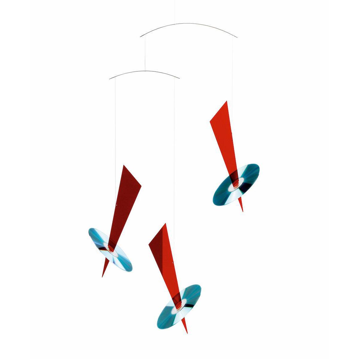 Flensted Flensted Mobiles Reflections Rouge