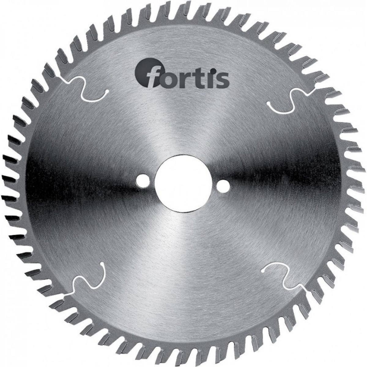 Fortis HW-Lame scie 160x2,8 x20mm Z48W Fortis