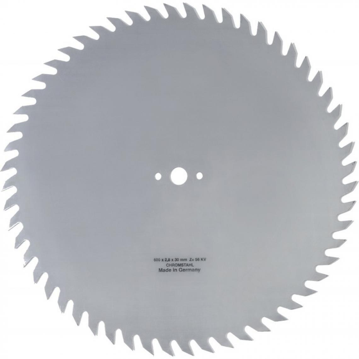 Fortis Lame scie circulaire CV 500x2,5x30mm Z56KV Fortis