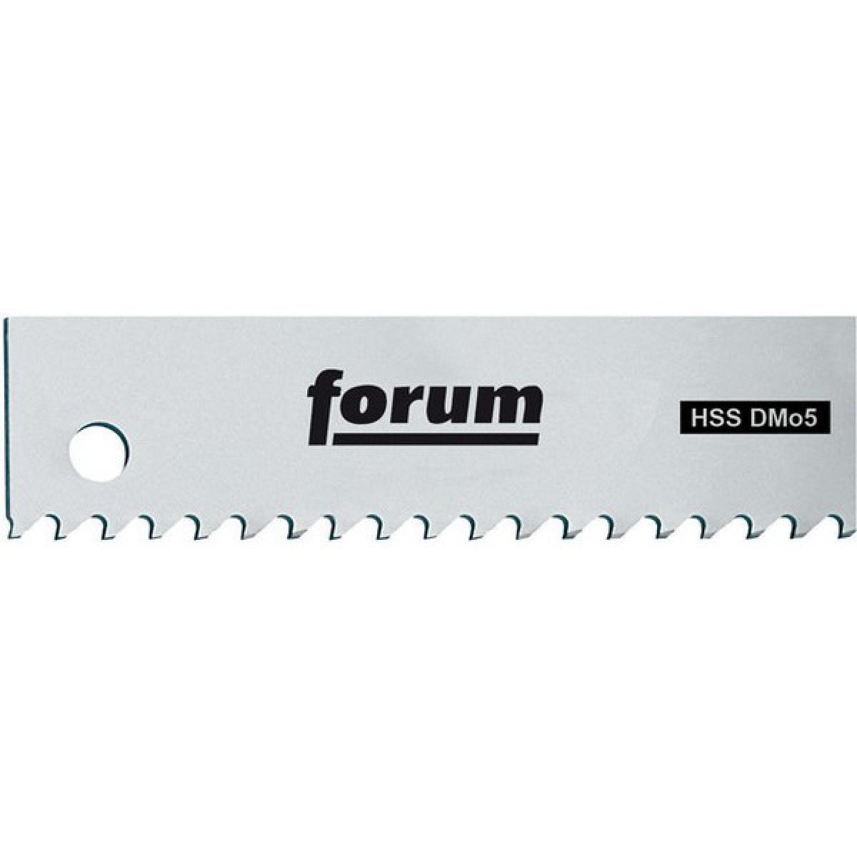 Forum Lame de scie alternative, Long. : 550 mm, Larg. : 45 mm, Épais. : 2 mm, Dents par pouce : 6