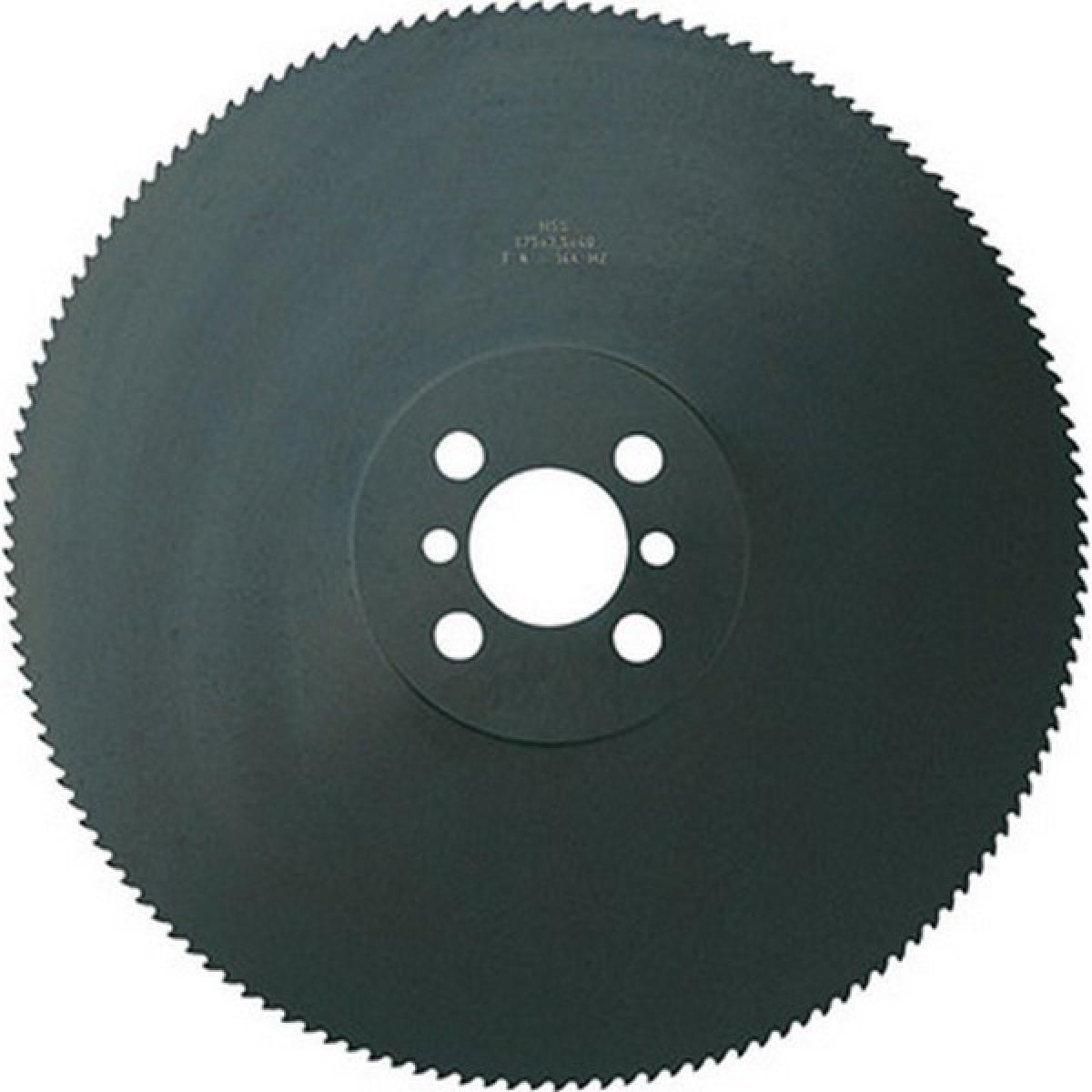 Forum Lame de scie circulaire à métaux, en acier à coupe rapideE à 5% de cobalt, Dimensions : 450 x 4,0 x 50 mm