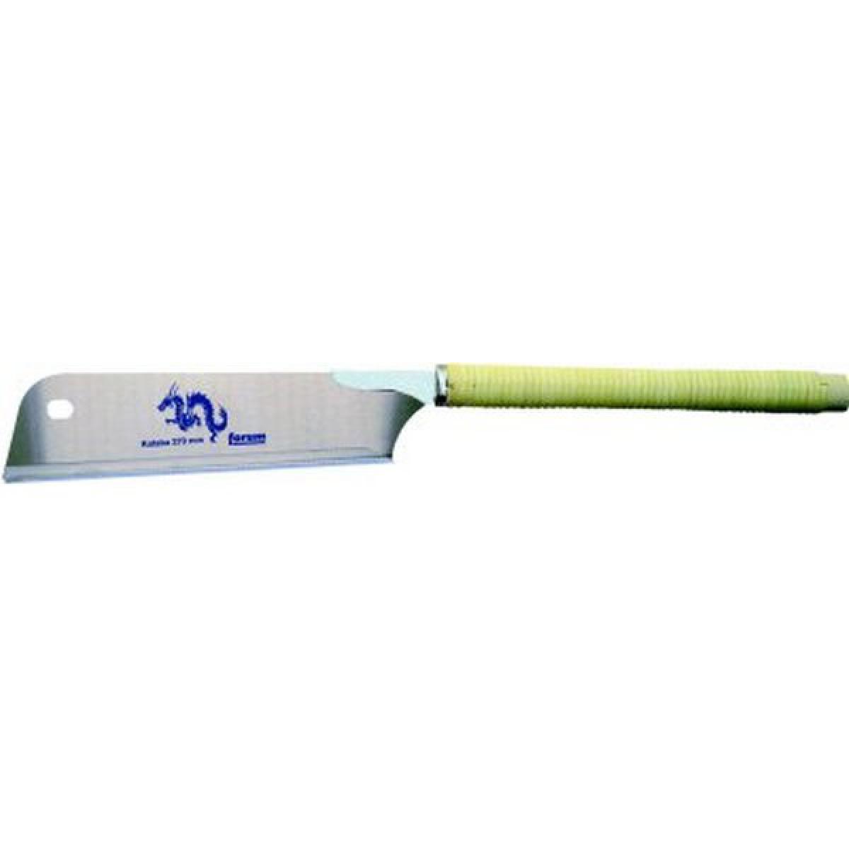 Forum Scie japonaise Kataba, poignée bambou, longueur de lame 270 mm, Épaisseur de lame 0,5 mm