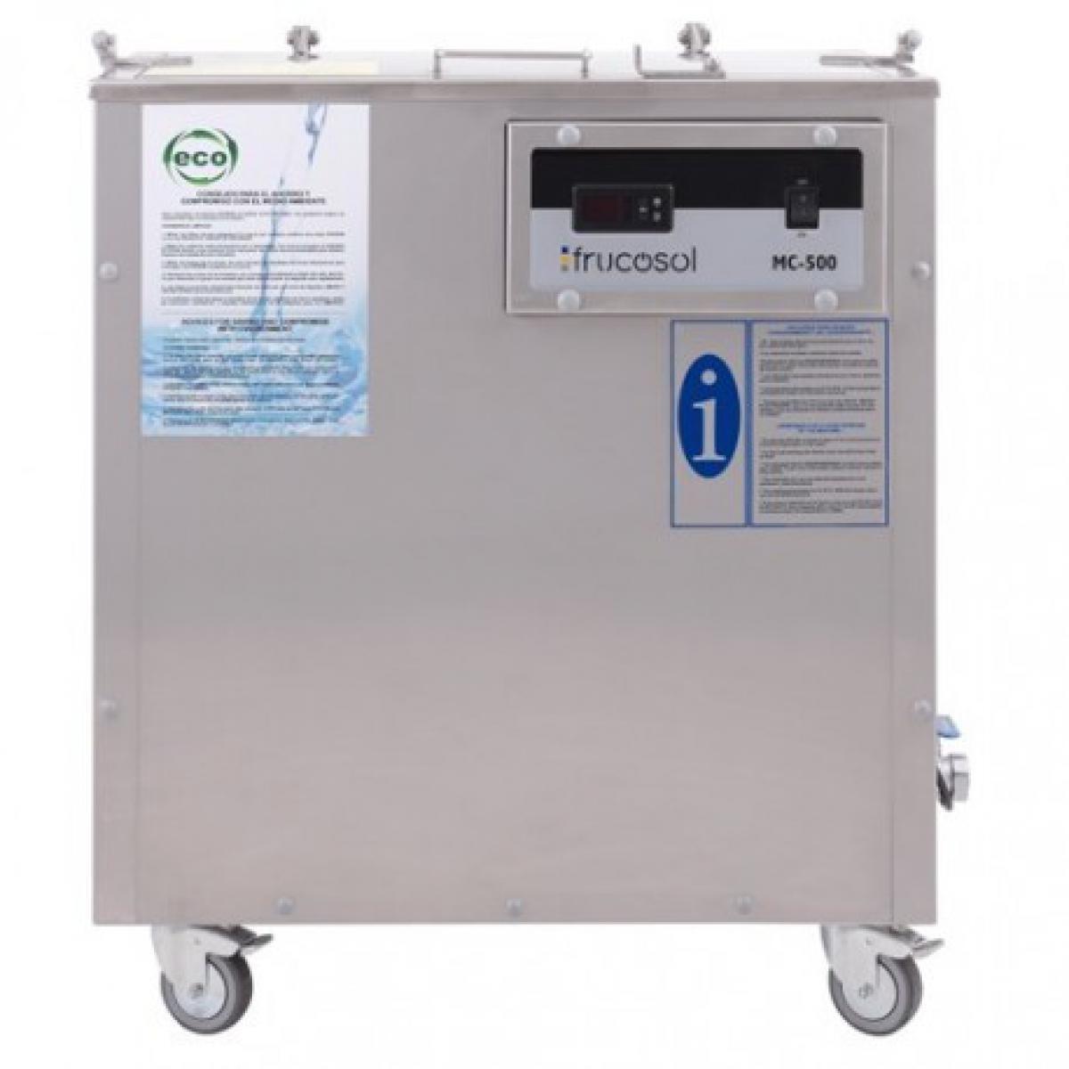 Frucosol Machine à dégraisser - 110 litres -