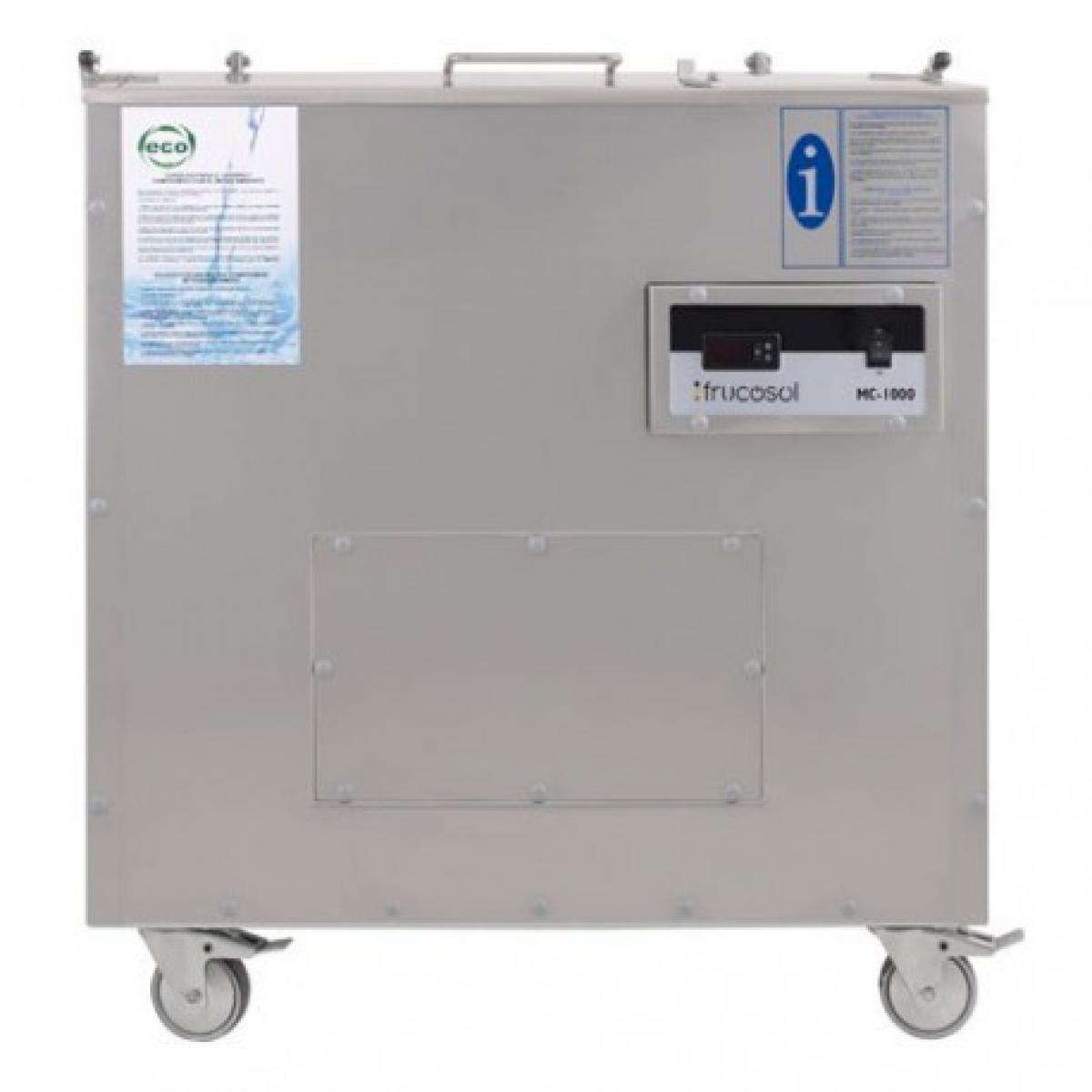 Frucosol Machine à dégraisser - 280 litres -