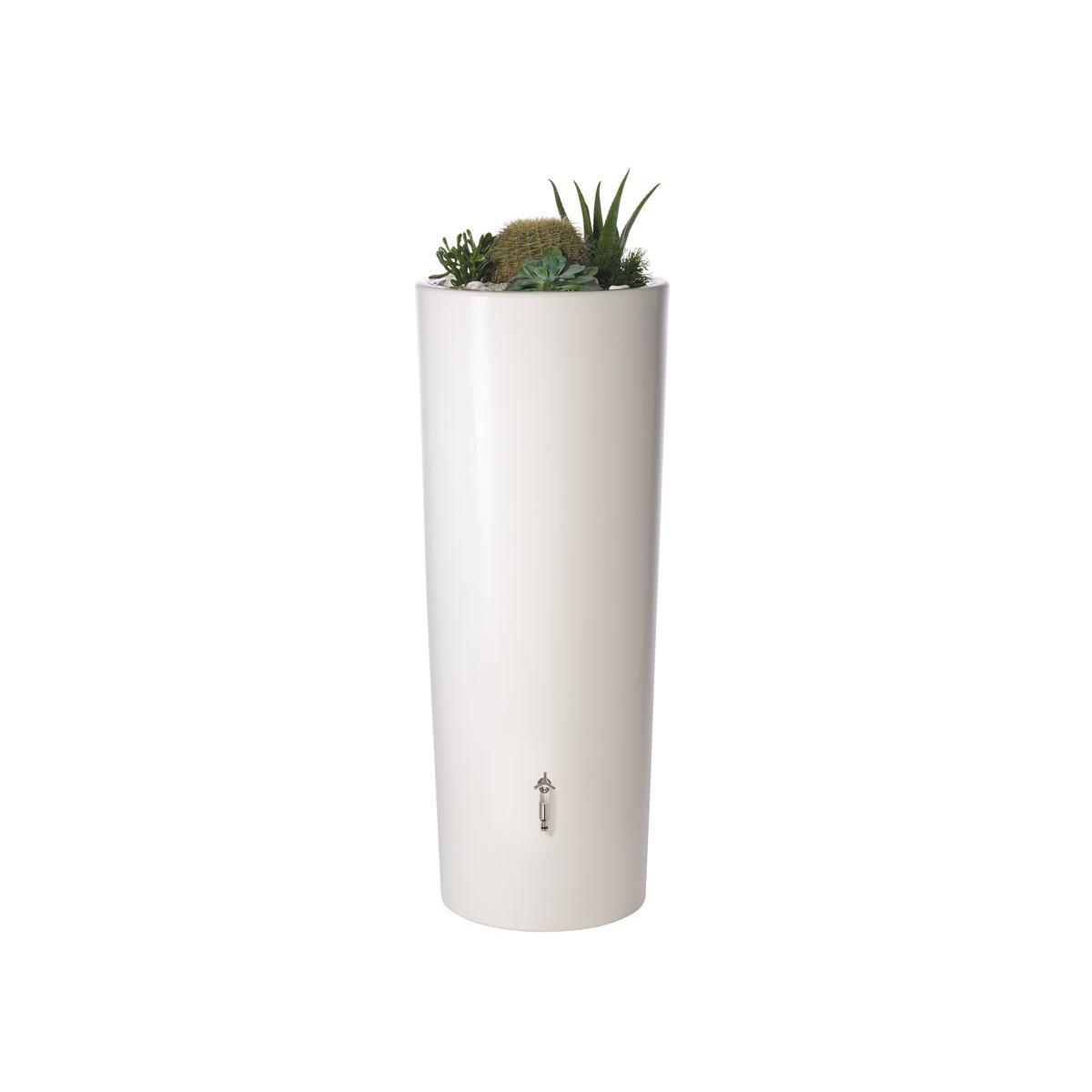 Garantia Kit réservoir color - 350L - Blanc coco