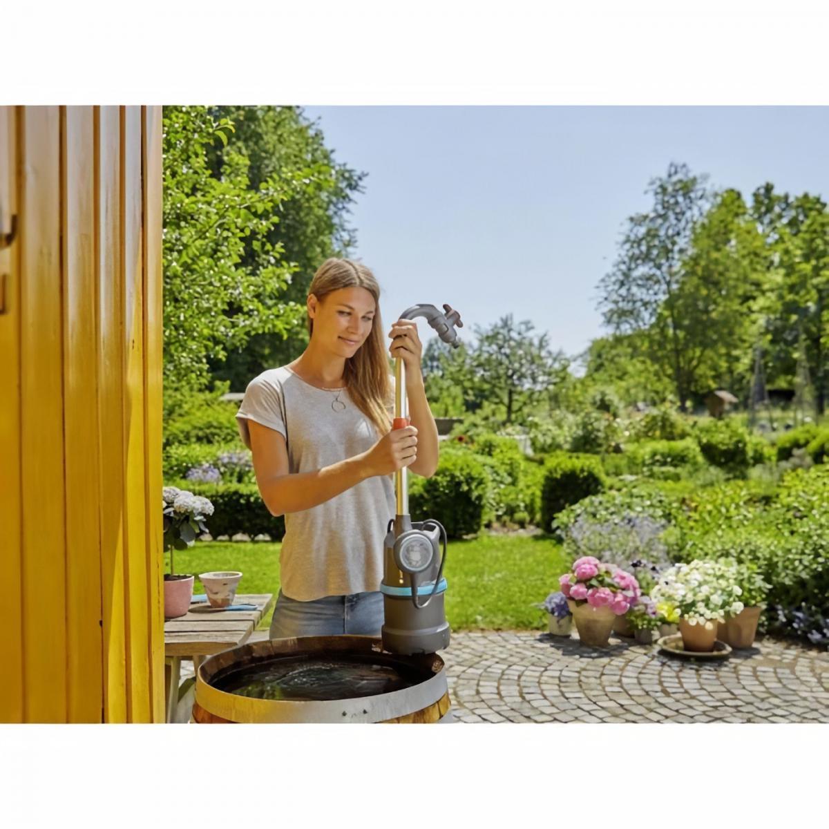 Gardena GARDENA Pompe pour collecteur d'eau de pluie 4000/1