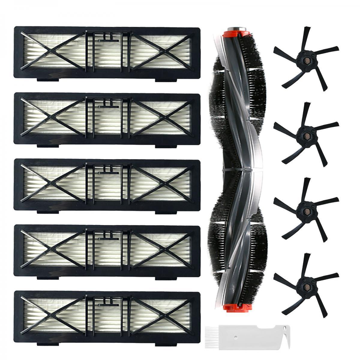 Generic Accessoires de balayeuse pour aspirateur robot Neato 75e 75 80 85 Kit d'accessoires