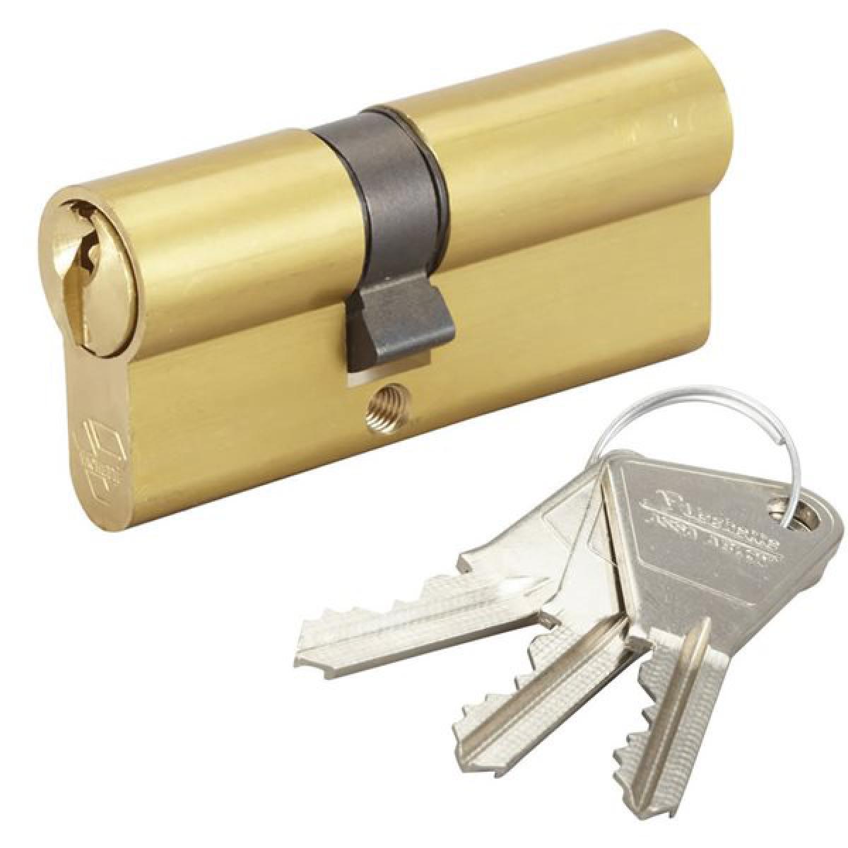 Generic Cylindre Vachette V5 Barillet 30 x 40 pour serrure de porte