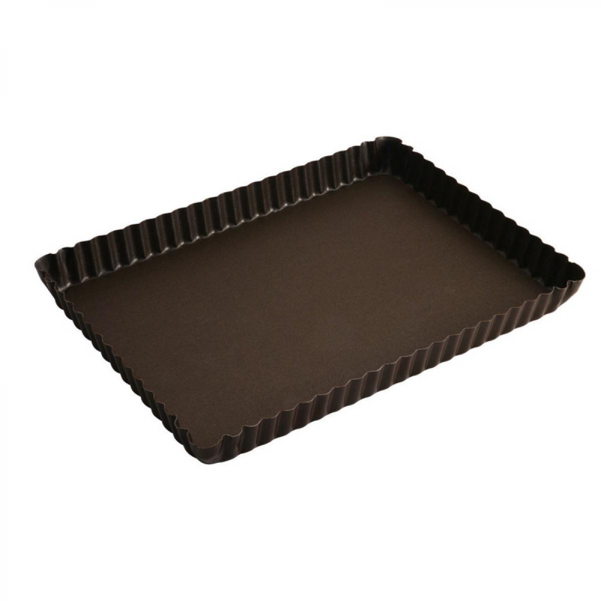 Gobel Moule à tarte rectangulaire 29 cm - Gobel - Moule patisserie antiadhérent